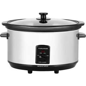 Morphy Richards Slow Cooker 6.5L £24 @ Amazon