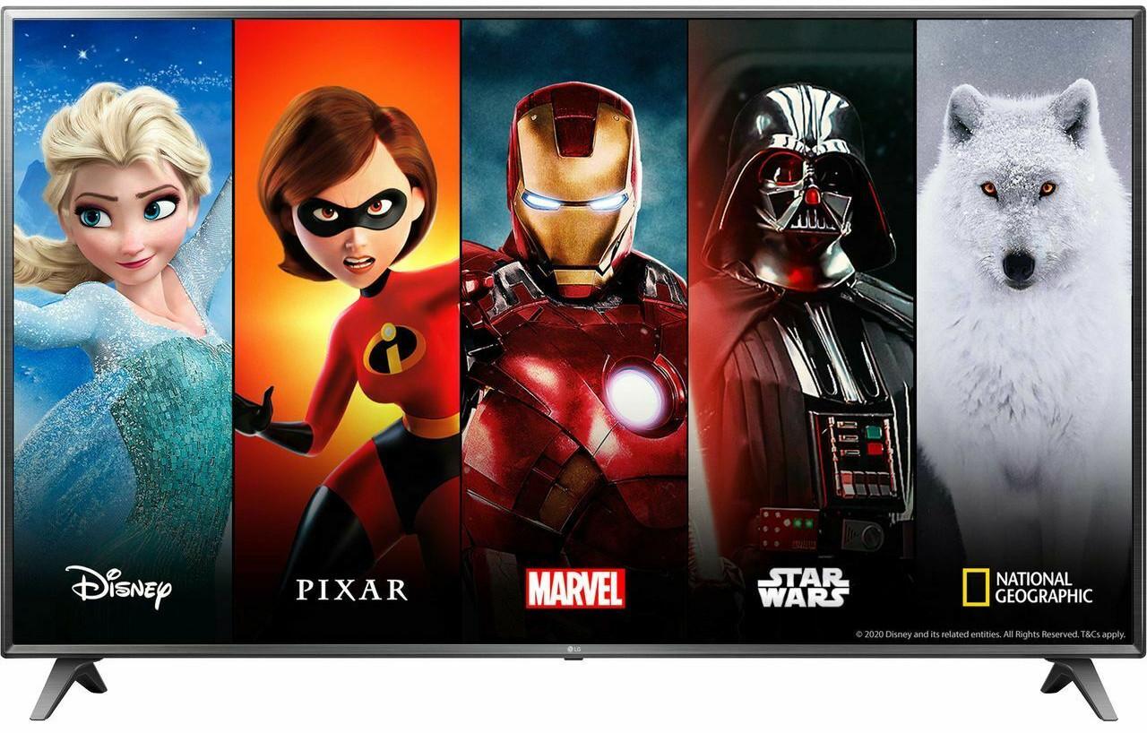 """LG 65UM7050PLA 65"""" Smart 4K Ultra HD HDR10 LED TV (2020 model) - £569.05 delivered @ AO eBay"""