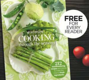 Country Living Free Cooking through the seaons special Digital Magazine download