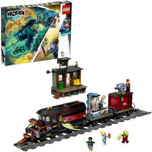 LEGO 70424 Ghost Train Express (698 pieces) £48.99 delivered @ Amazon