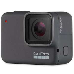 GoPro HERO 7 Action Camera - Silver £182.99 delivered @ Very