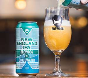 24 x Brewdog vs Cloudwater NE IPA £54.25 @ Brewdog Shop