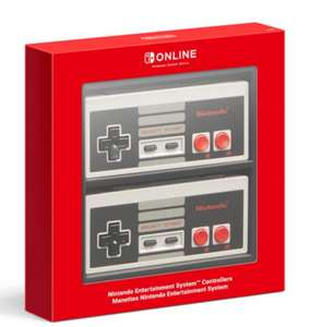 Switch NES controlllers £42.39 Delivered @ Nintendo Store