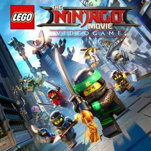 Free LEGO® NINJAGO® Movie Video Game PS4 @ PS Store UK