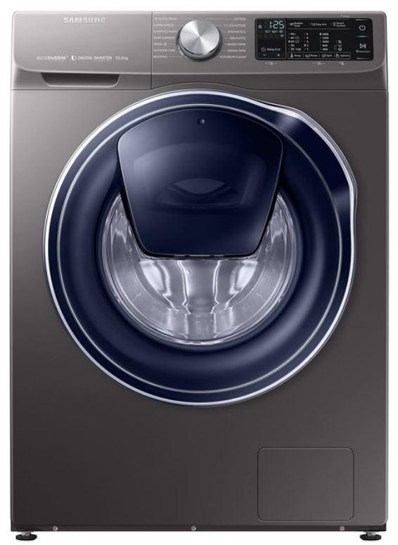Samsung WW10N645RPX/EU, 10kg, 1400rpm Ecobubble™ Technologywith Add Wash™ Washing Machine £479.89 at Costco