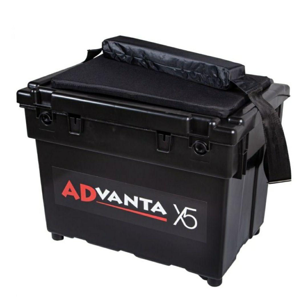 Advanta X5 Coarse Seat Box - £22.49 delivered @ Angling Direct