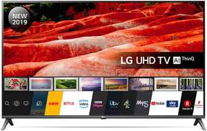 LG 55UM7510PLA 55-Inch UHD 4K HDR Smart LED TV with Freeview Play £349 @ Amazon