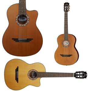 DAngelico Malta 4/4 Classical Acoustic Guitars - £129 Each + Free Delivery @ Thomann