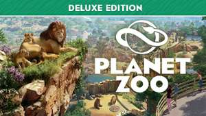 Planet Zoo Deluxe £30.09 @ fanatical