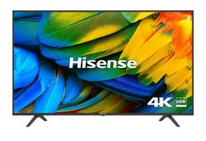 Hisense 65B7100UK 65 inch 4K Ultra HD HDR Smart LED TV Freeview Play with 6 Year Guarantee - £449 @ Richer Sounds
