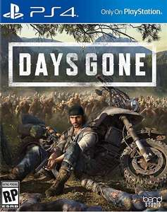 Days Gone PS4 £22.95 @ gamesoldseparately ebay