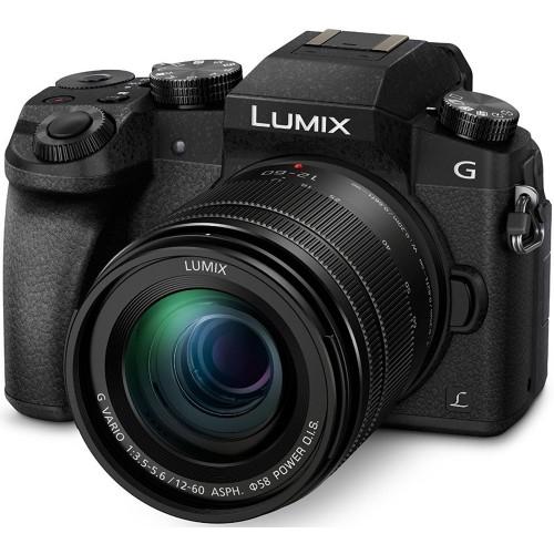 Panasonic Lumix G7 + 12-60mm Lens (G7MEB-K) and Laowa RM-100 Flexible Mini Tripod £399 delivered @ UK Digital