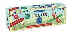 Quoits Outdoor Ring Toss Garden Game Sold by Solretail LTD and Fulfilled by Amazon £5 Prime (+£4.49 non Prime)