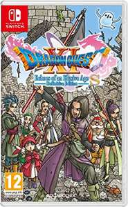 Dragon Quest XI S: Echoes of an Elusive Age - Definitive Edition - Nintendo Switch - Amazon for £34.99 delivered