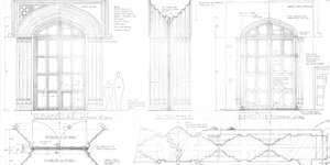 WB Official Make Your Own FIlm Sit (eg Hogwarts Set) - FREE Template and Instructions