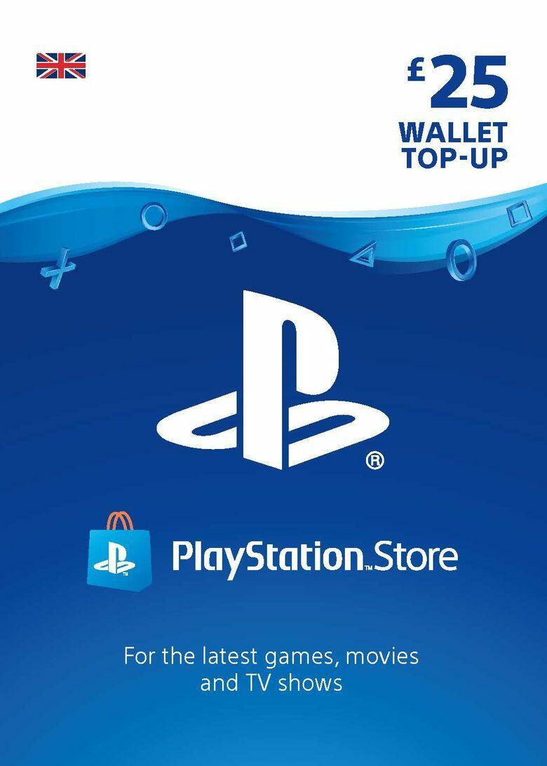 £25 Playstation Credit £19.92 @ Limited Time/ Eneba
