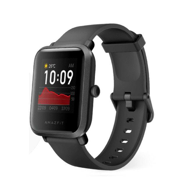 Xiaomi Amazfit Bip S Carbon Black Smartwatch + 2 Year Warranty - £67 Delivered @ El Corte Ingles