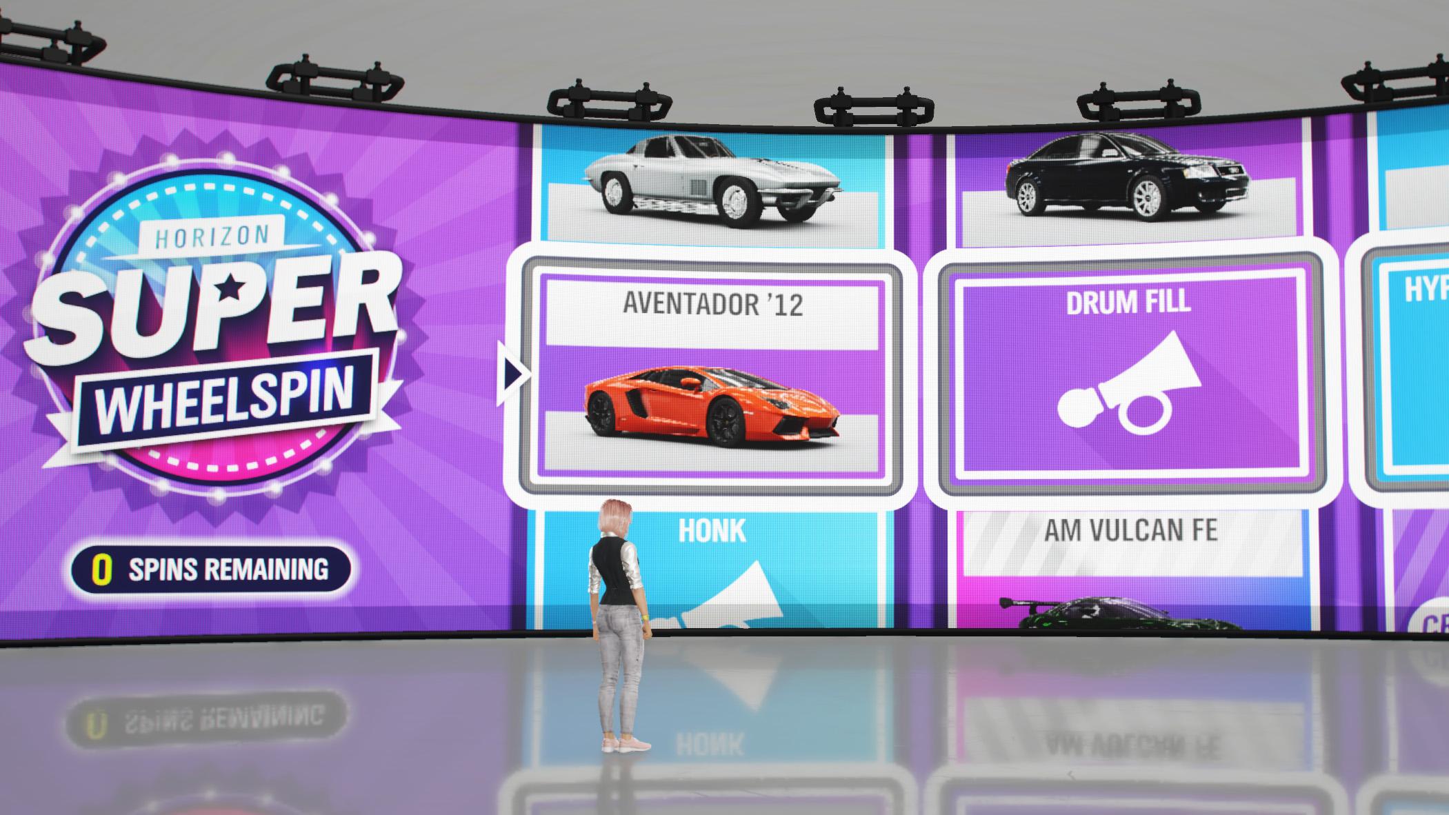 "Forza Horizon 4 - 200 FREE ""Super Wheelspins"" (Xbox One/PC)"