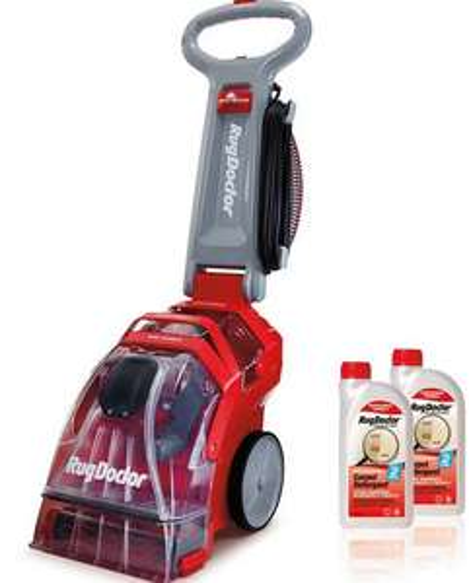 Rug Doctor Deep Carpet Cleaner with 2 x 1L Carpet Detergent £214.99 delivered @ Costco