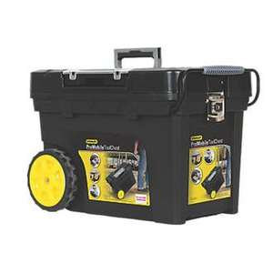 Stanley Pro Mobile Tool Chest - £34.99 Delivered @ Screwfix
