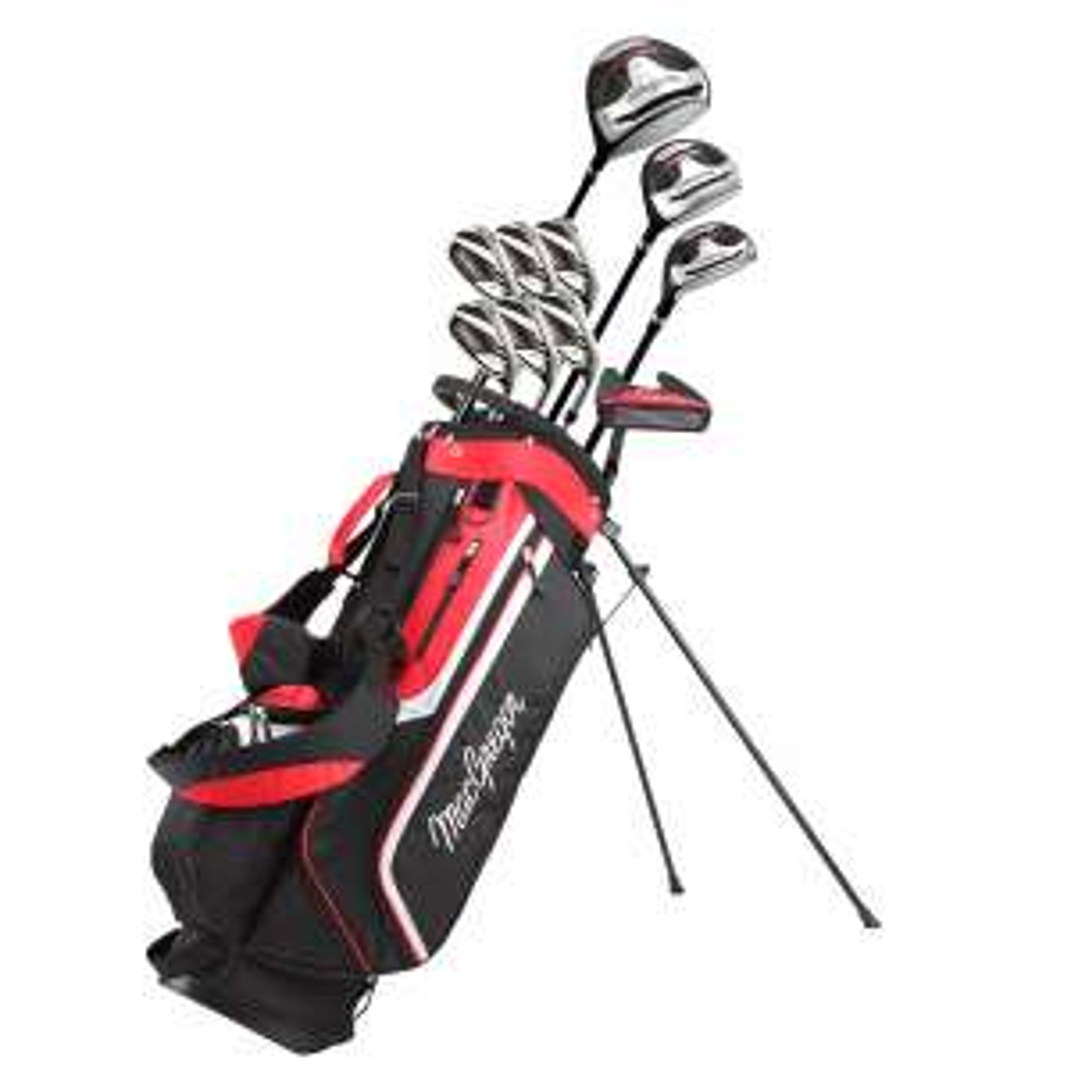 MacGregor MacGregor CG3000 Stand Bag Steel Package Set £149.40 @ American Golf