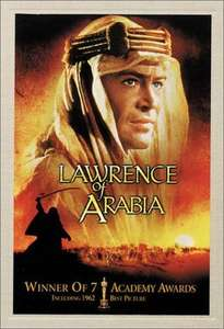 Lawrence of Arabia 4k Remastered £4.99 To Buy @ iTunes Store