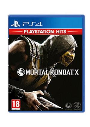 Mortal Kombat X - PlayStation Hits (PS4) - £8.85 @ Base