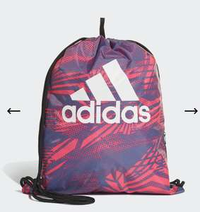 Adidas Gym Sack Now £6.35 with code Free delivery with Free creators club membership @ Adidas