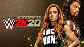 Wwe 2k20 ps4 Deluxe edition - £13.85 @ PSN Network