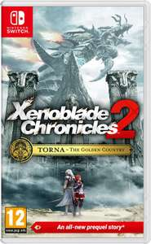 Xenoblade Chronicles 2: Torna Nintendo Switch £28.99 + £3.95 delivery @ Argos