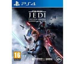 [PS4] Star Wars Jedi: Fallen Order + 6 Months Spotify Premium (New Accounts) - £29.99 delivered @ Currys PC World