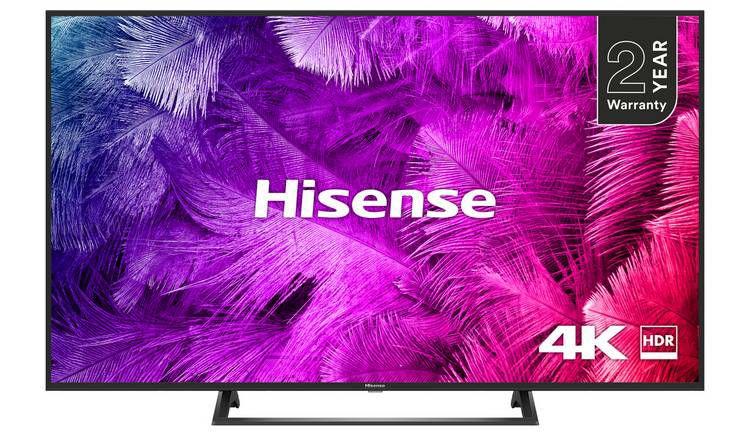 HISENSE H65B7300UK 65-Inch 4K Ultra HD Smart TV (2020) - £449 @ Amazon