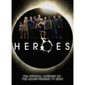 Heroes: The Official Lowdown On The Award-winning TV Show - 99p (+£1 Postage) @ Forbidden Planet