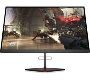"""HP OMEN X 25f 240Hz 24.5""""AMD FreeSync 1 ms response time 1920 x 1080p (New Other) £296.10 @ Curry Clearance Ebay"""