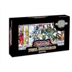 Yu-Gi-Oh: Duel Overload £18.09 + £2.99 delivery @ Toy Street