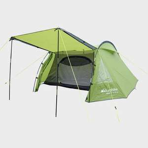 Eurohike 3 man tent at Millets for £63.75 using code
