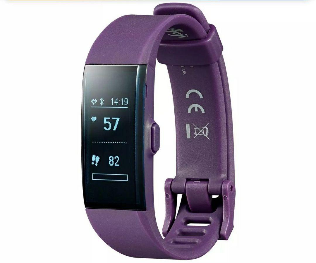 Goji GO HR | Activity Tracker - Purple - Heart Rate Monitor - Grade B- / £6.94 Delivered @ homeandgardenltd Ebay
