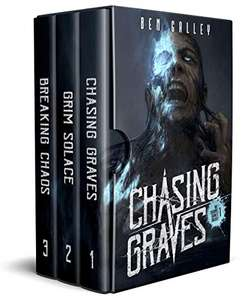 The Chasing Graves Trilogy by Ben Galley FREE on Kindle @ Amazon