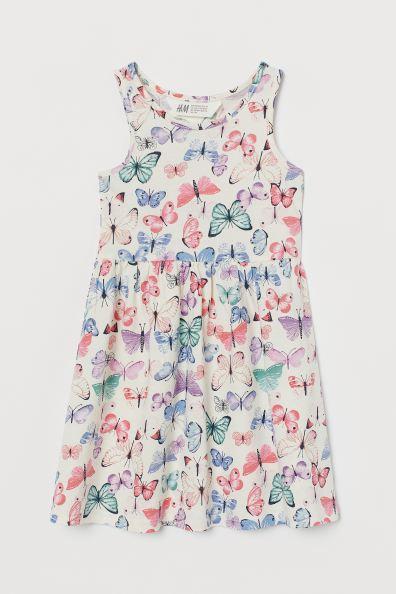 Girls summer dresses £2.99 at H&M