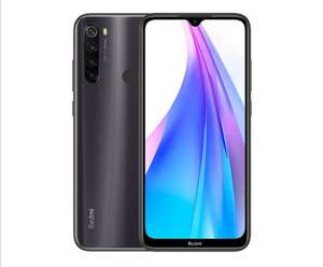 XIAOMI Redmi Note 8T 4+128GB Grey Smartphone - £183.47 @ Amazon