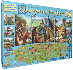 Carcassonne Big Box Edition £40.48 delivered at Amazon