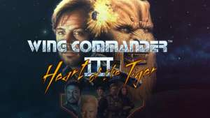 Wing Commander 3 Heart of the Tiger & Wing Commander 4: The Price of Freedom (PC) for £1.19 each @ GOG