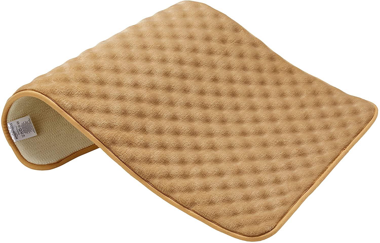 AmazonBasics Bath Mat, Camel, 50 x 80 cm, 2-Pack only £3.72 for 2 @ Amazon Prime / £8.21 Non Prime
