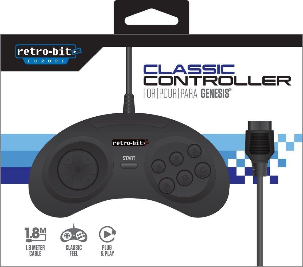 Retro-Bit Mega Drive Classic Controller £6.50 Delivered @ Coolshop