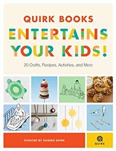 Entertains Your Kids: 20 Crafts, Recipes, Activities, and More! Kindle FREE @ Amazon