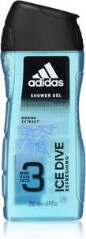 Adidas 3 in 1 shower gel £1.50 (+£4.49 Non Prime) @ Amazon