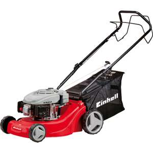 Einhell 99cc 40cm Self Propelled Petrol Lawnmower GC PM40SP - £149.98 delivered @ Toolstation