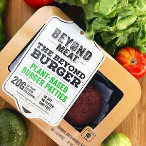 Beyond Meat Free From Meat 10 x Burger @ Costco Instore £15.99