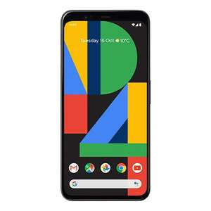 """Google Pixel 4 Smartphone, Android, 5.7"""", 4G LTE, SIM Free, 64GB, Clearly White - £499 delivered @ John Lewis & Partners"""