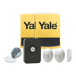 Yale HSA6600 Wireless Home Smart Alarm £129.99 at yale_official / ebay